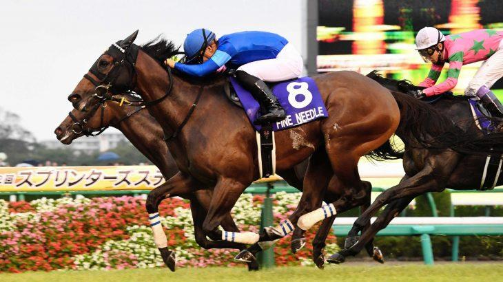 【競馬】ファインニードル、香港スプリント参戦決定【スプリンターズS優勝馬】
