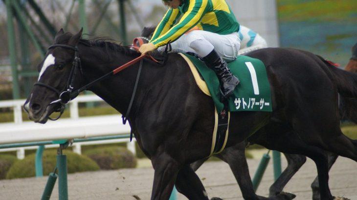 サトノアーサー以来重賞勝ちがない戸崎圭太さん、サトノアーサーを飛ばす