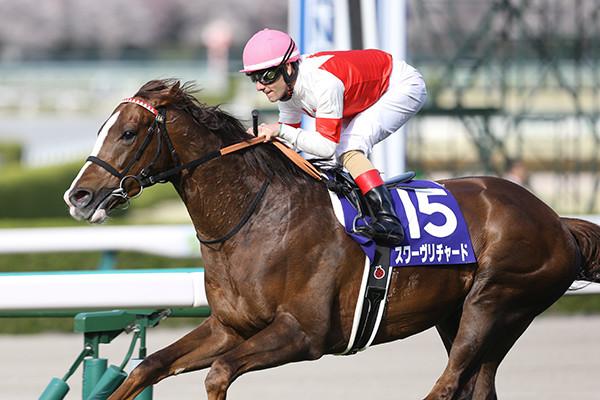 【競馬】スワーヴリチャードが有馬記念回避