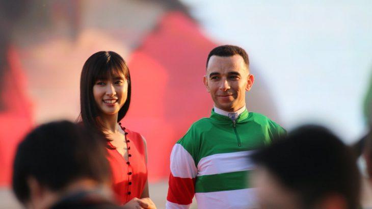 【競馬】モレイラと土屋太鳳w【エリザベス女王杯】