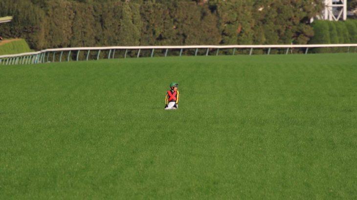 【競馬】ハロウィンの仮装で戸崎の正座のモノマネする人がいた件