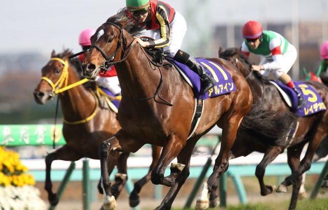 【競馬】アルアイン、川田とのコンビでマイルCSへ