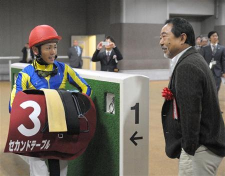 【競馬】崎山博樹調教師逝去【元騎手】