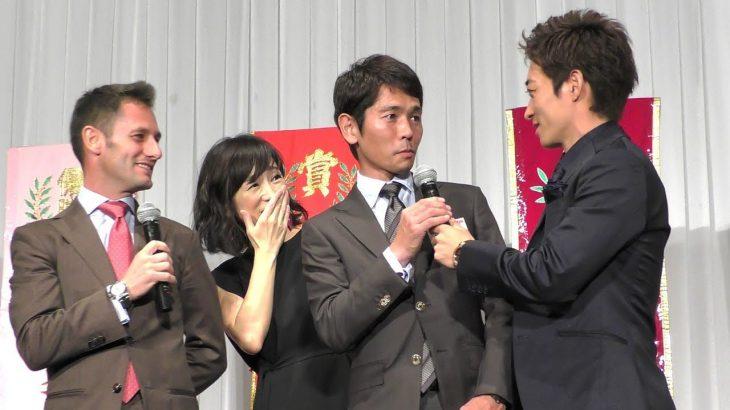 【競馬】司会「では、ご挨拶よろしくお願いします」川田「ダンビュライトで落馬した戸崎圭太です」