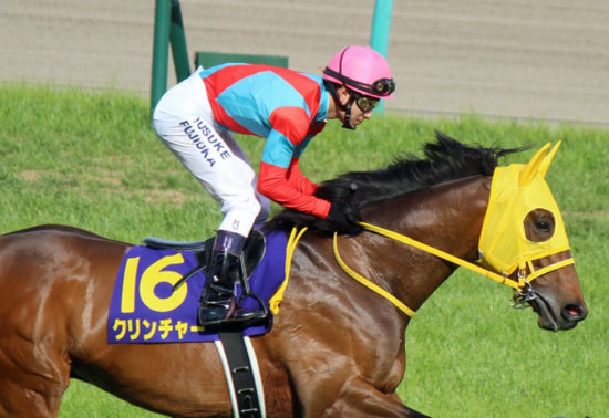 【競馬】クリンチャー、有馬記念は福永騎手で