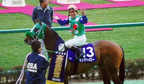 【競馬】キングヘイロー死亡【訃報】
