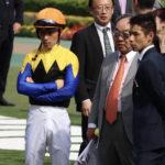 【競馬】今年G1で5度目の不利を受けた川田騎手、検量室前で声を荒らげて怒りを爆発